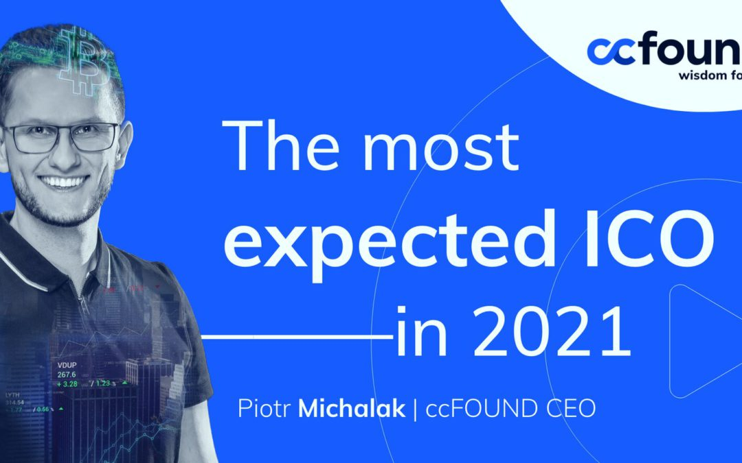 Join the most exciting ICO this year!